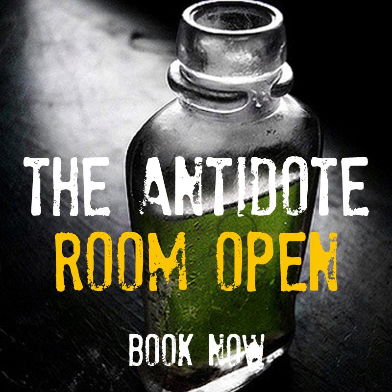 Brighouse Rokt Escape Room